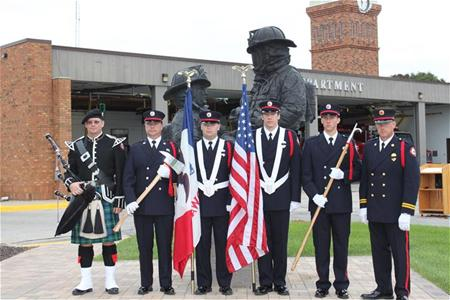 NFD Honor Guard