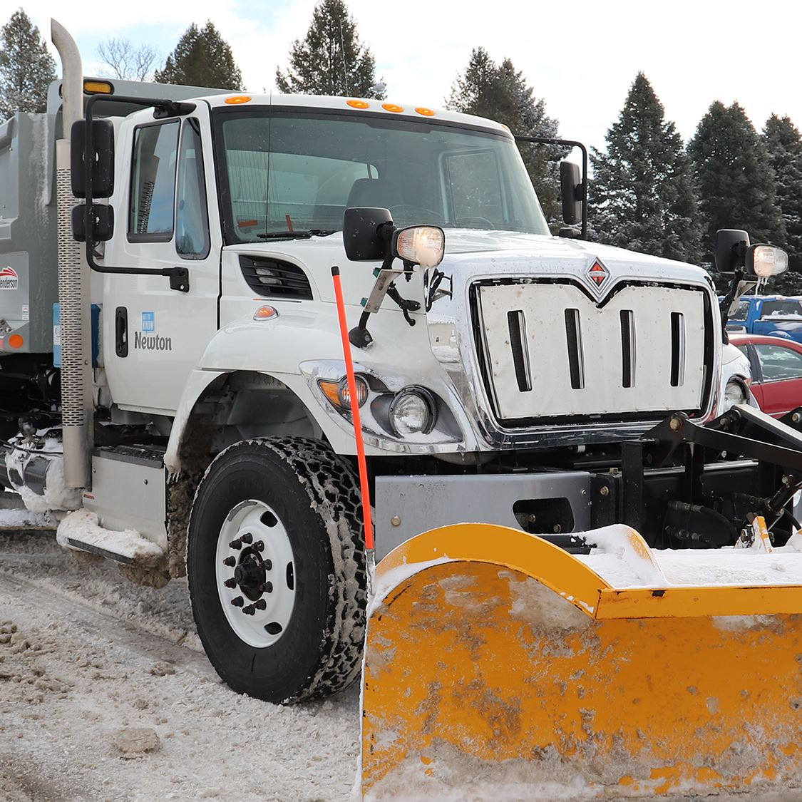 Public Works Operations / Streets - Snow Removal Operations